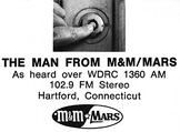 Man From Mars business card