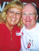 Lorene and Bob Molloy