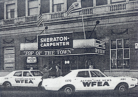 WFEA Action Line News cars