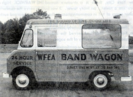 WFEA Band Wagon