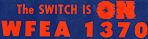 WFEA bumper sticker